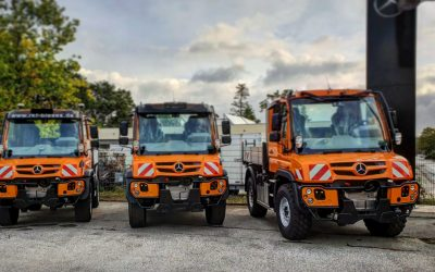 Unimog EcoRent Plus5