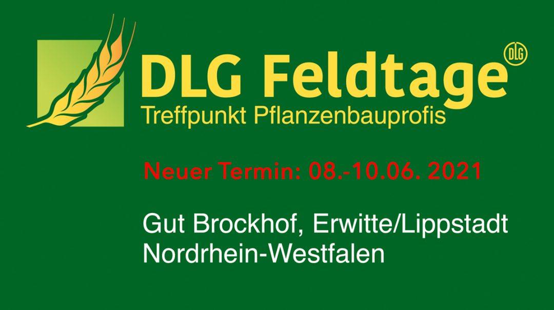 DLG Feldtage 2021 in Erwitte Lippstadt