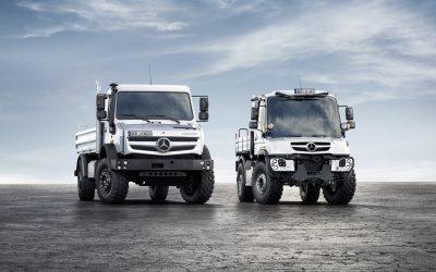 Mercedes-Benz Unimog – Auszeichnung 2019 Segment Feuerwehr