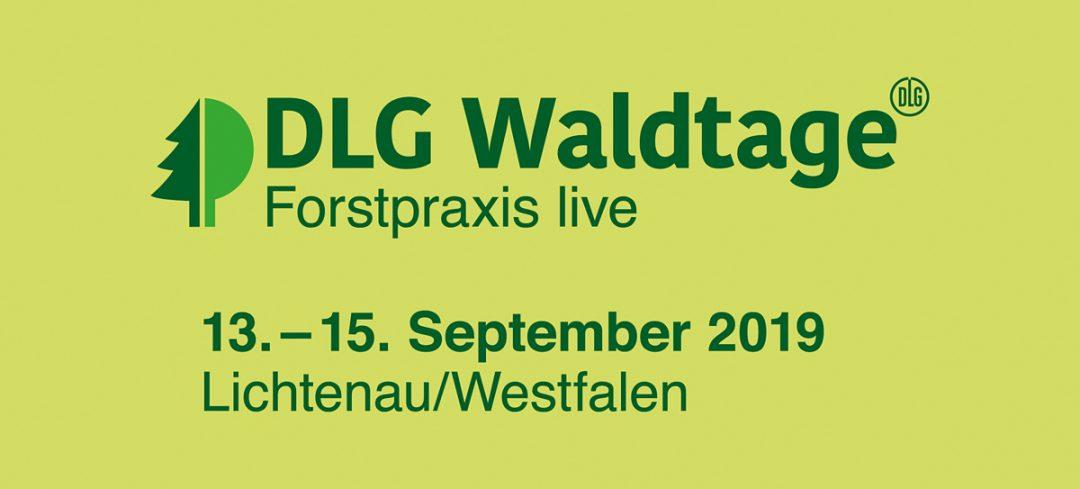 DLG-Waldtage: Vorstellung Unimog U 430