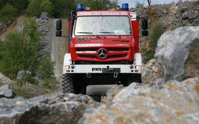 Feuerwehr Allradtraining – Balve 2019