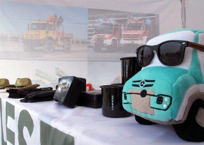 RKF-Bleses Unimog-Shop Feuerwehrveranstaltung Balve 2019