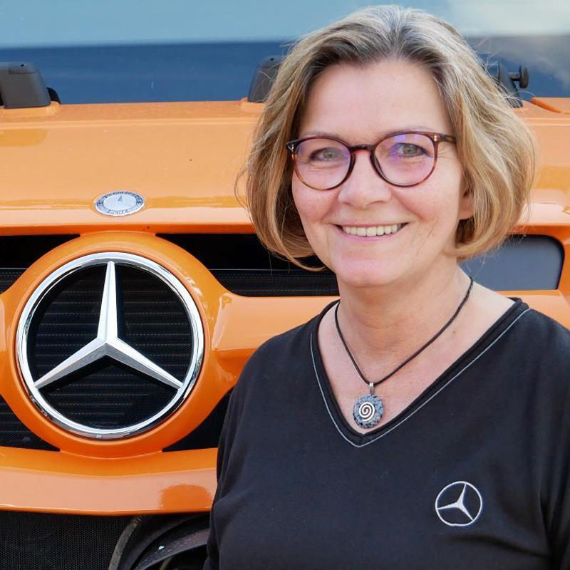 Heidrun Schebaum