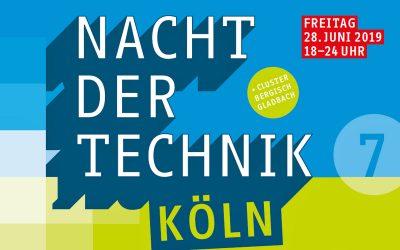 Nacht der Technik Köln 2019