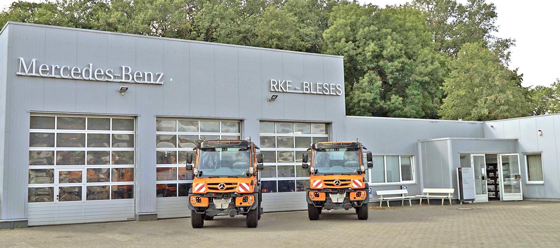 RKF-Bleses Kontakt Münster